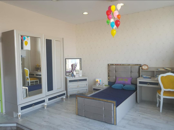 غرفة نوم شبابي تركي لوفت LOFT