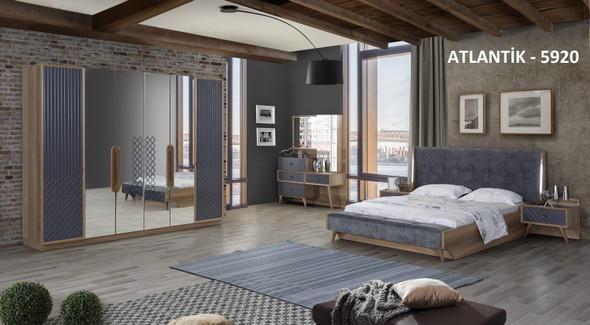 غرفة نوم تركي اتلنتك ATLANTIK