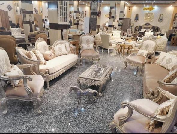 طخم مصري 10 مقاعد شازلونك