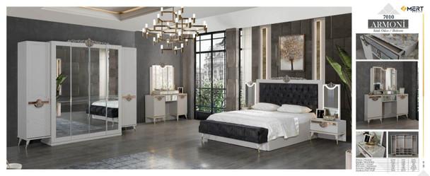 غرفة نوم تركي ارمونيا ARMONI