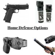 Home Prep: Building Better Self-Defense into Your Home Security
