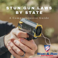 Stun Gun Laws by State: A Comprehensive Guide for 2021