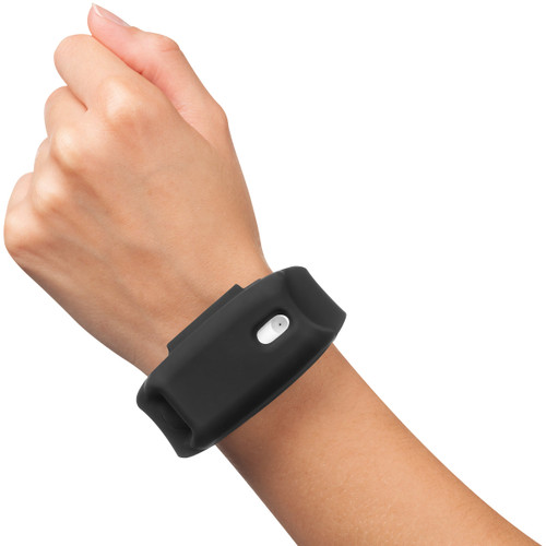 Little Viper Pepper Spray Bracelet V2 - Black