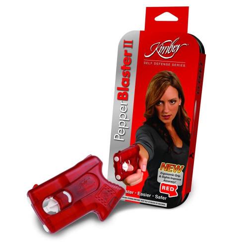 Kimber Pepper Blaster II OC Pepper Gun packaging