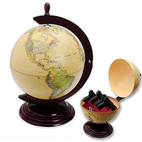 Gun Safe Concealment Globe