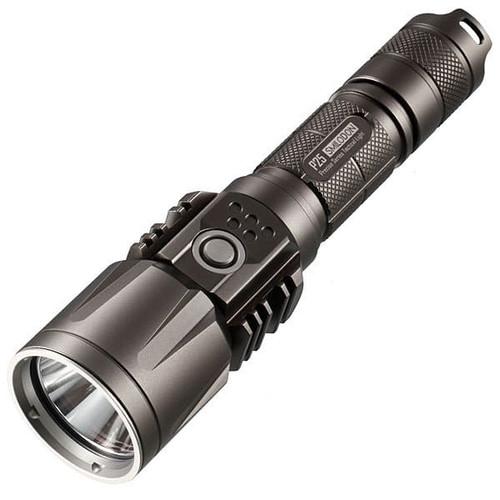 "NiteCore P25 ""Smilodon"" 860 Lumen USB Rechargeable Tactical Flashlight"