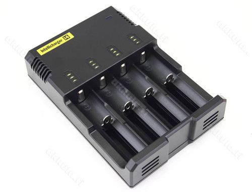 Intellicharge Rechargeable Battery Charger i4