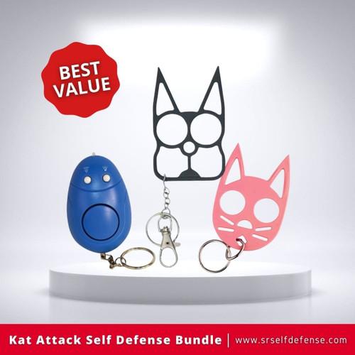 Kat Attack Self Defense Bundle Best Value