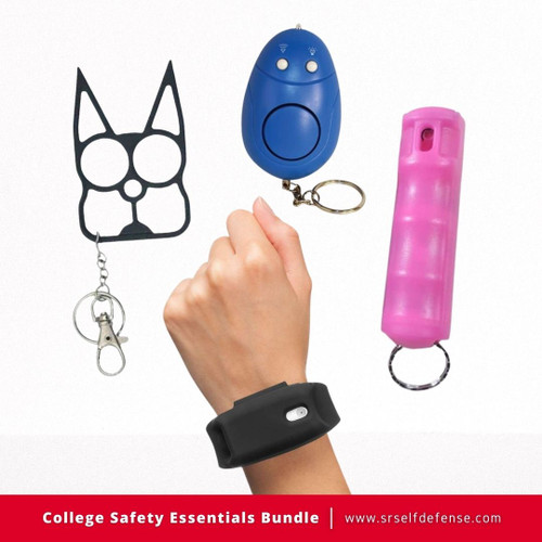 College Safety Essentials Bundle