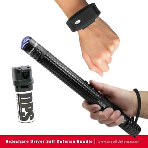 Rideshare Driver Self Defense Bundle