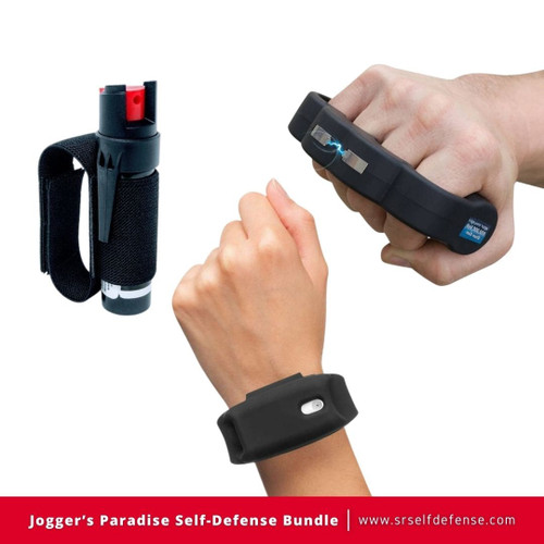 Jogger's Paradise Self Defense Bundle