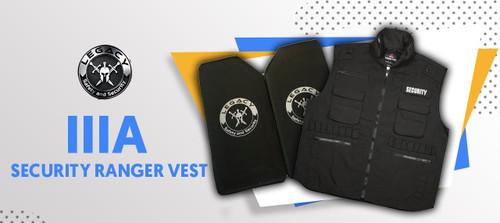 Level IIIA Security Ranger Vest