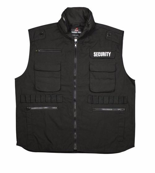 Level IIIA Security Ranger Vest Close Up