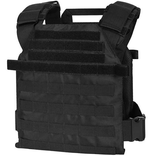 11×14 Tactical Vest – Accepts 11×14 Armor Panels Black
