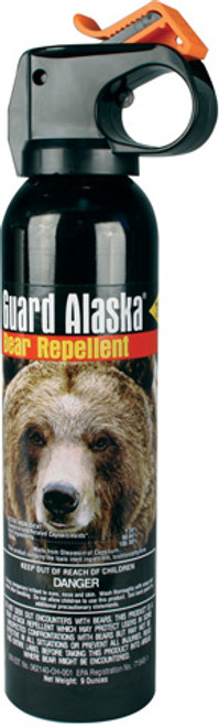Guard Alaska Bear Spray