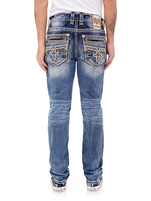 BALTIC A201 ALT STRAIGHT JEAN