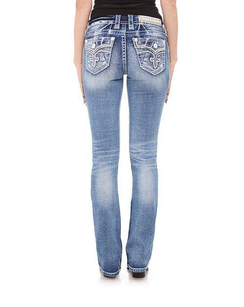 RIMA B237 BOOT CUT JEAN