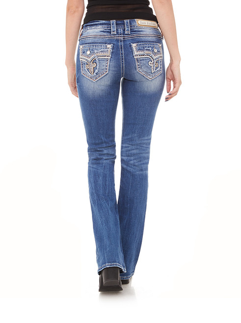 BETTY B300 BOOT CUT JEAN