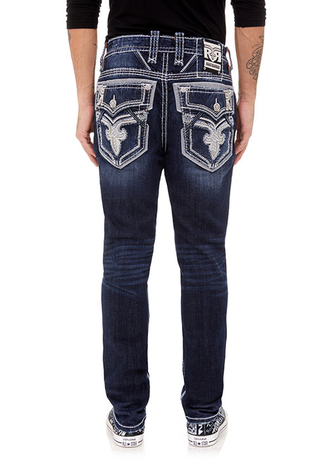 SEA MIST A202 ALT STRAIGHT JEAN
