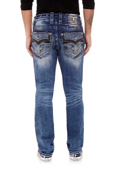 ARKELL J201 STRAIGHT CUT JEAN