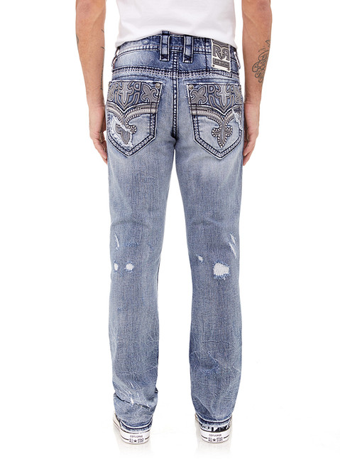 MALDON J201 STRAIGHT CUT JEAN