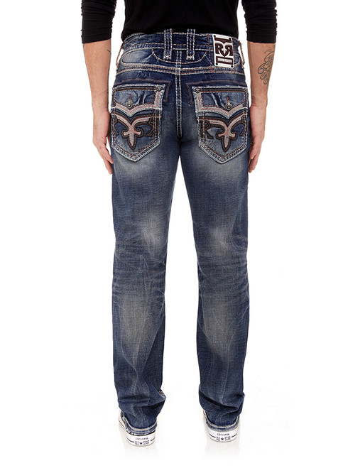 ELMWOOD J203 STRAIGHT CUT JEAN