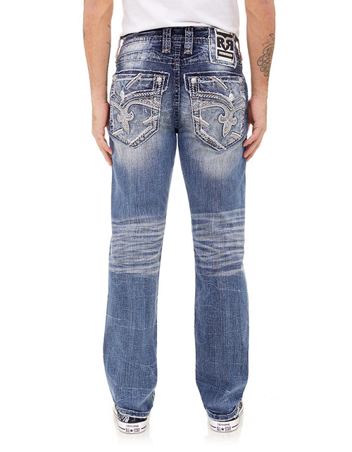 GIAN J203R STRAIGHT CUT JEAN