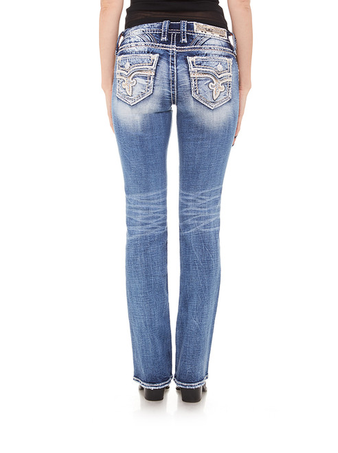 BETTY B307 BOOT CUT JEAN