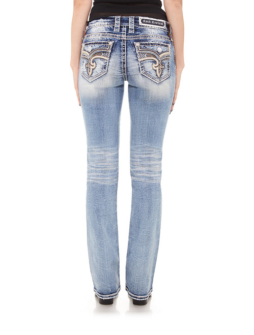 RIMA B246 BOOT CUT JEAN