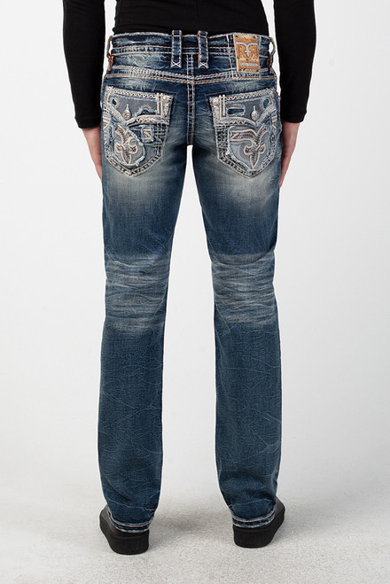 STROM GRAY J201R STRAIGHT CUT JEAN