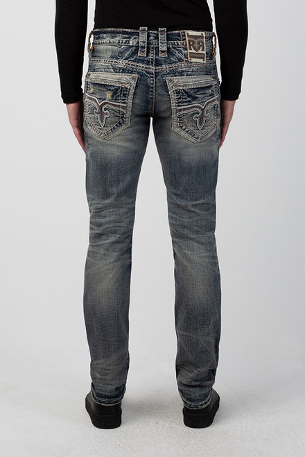 EARNESTO A208 ALT STRAIGHT JEAN