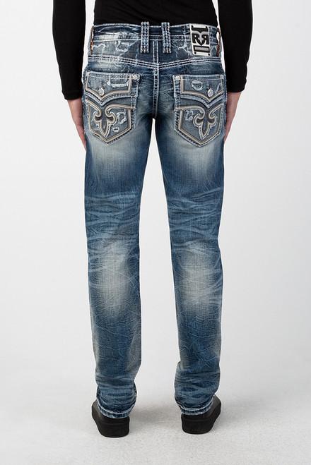 Men S Jeans Rock Revival