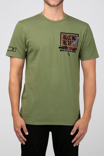 TES5041 CREWNECK T-SHIRT
