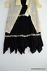 Creaam Top Black Salsa Skirt for Girls Size 30