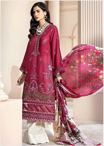 Pink Designer Suit