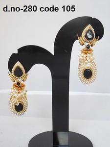 Patra Earrings - d.no-280