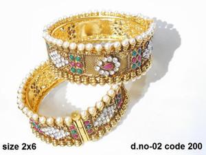 Kada Bangles (2 bangles) D02