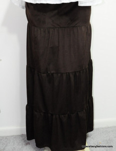 Brown Skirt Size S