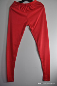 Indian Leggings - Red