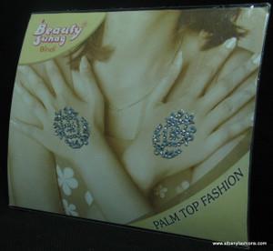 Indian Mehandi Tatoo Henna temporary removable Sticker Mehandi_Tattoo_10016