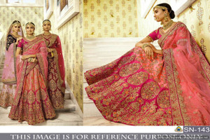 1005 Indian Wedding Lehenga