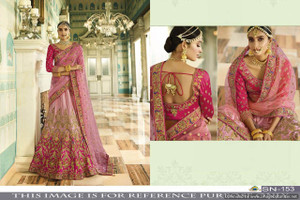 1009 Indian Wedding Lehenga