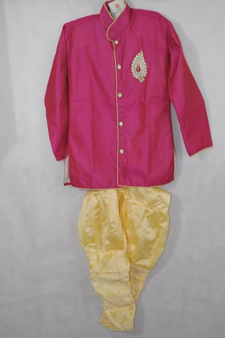 1015 Pink Designer Kurta set