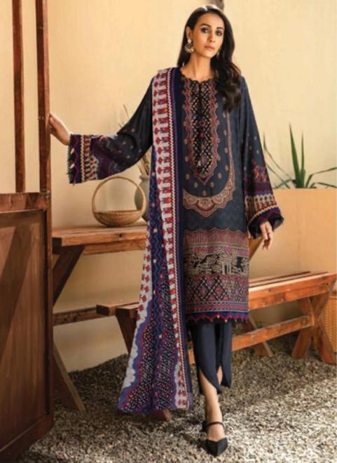 05 Iris Suit- Latest Pakistani Party Wear Readymade