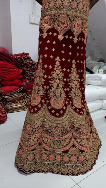 Wedding Gown 04 (un-stitched)