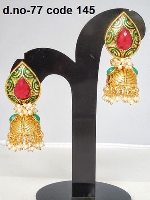 Patra Earrings - d.no-77.