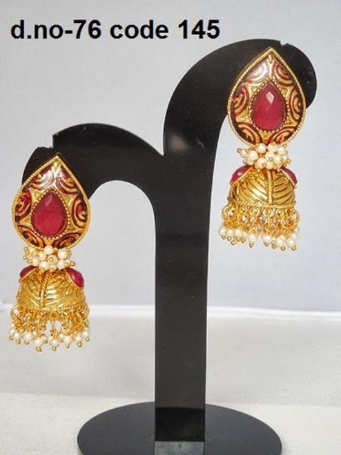 Patra Earrings - d.no-76.