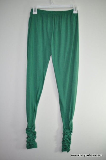 Indian Leggings - Green fancy bottom