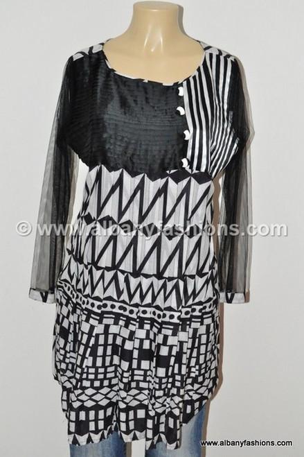 Black-Designer Kurti-44