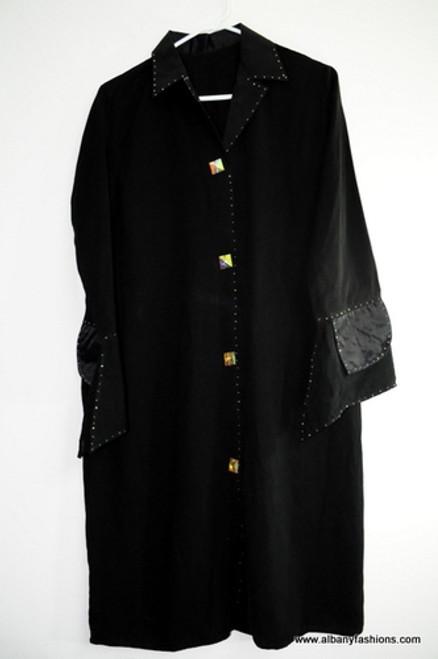 Short Dark Green Abayas / Jilbabs / Hijabs / Indian Burka